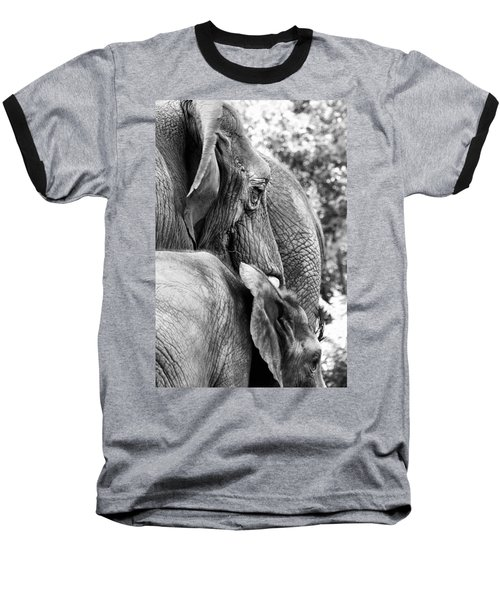 Elephant Ears Baseball T-Shirt