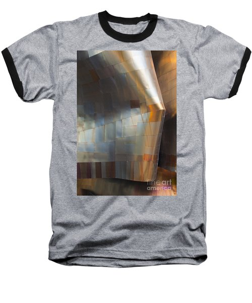 Emp Abstract Fold Baseball T-Shirt