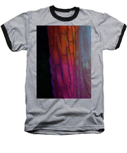 Baseball T-Shirt featuring the digital art Enter by Richard Laeton