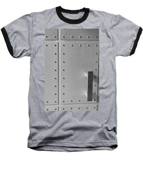 Entrance Secured Baseball T-Shirt