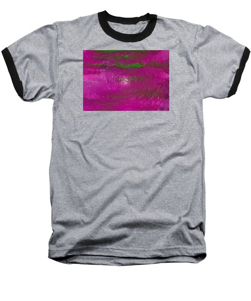 Baseball T-Shirt featuring the digital art Erexon by Jeff Iverson