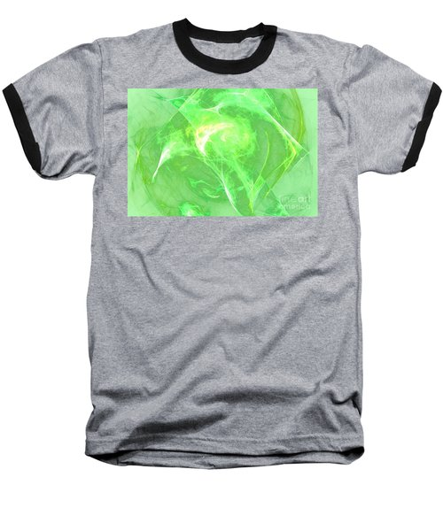 Baseball T-Shirt featuring the digital art Ethereal by Kim Sy Ok
