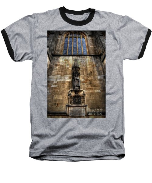 Eton College Chapel Baseball T-Shirt