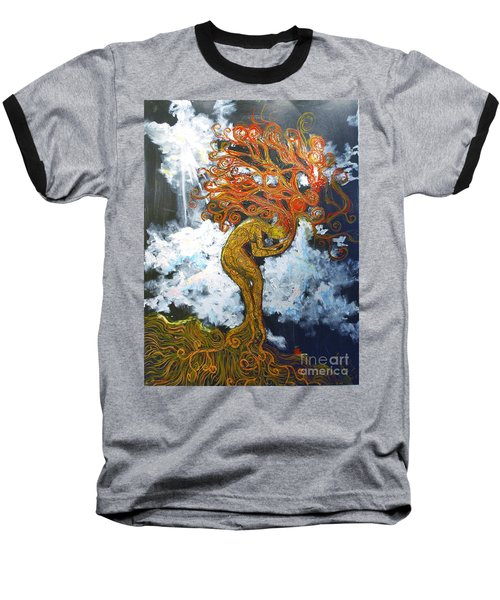 Eve Baseball T-Shirt
