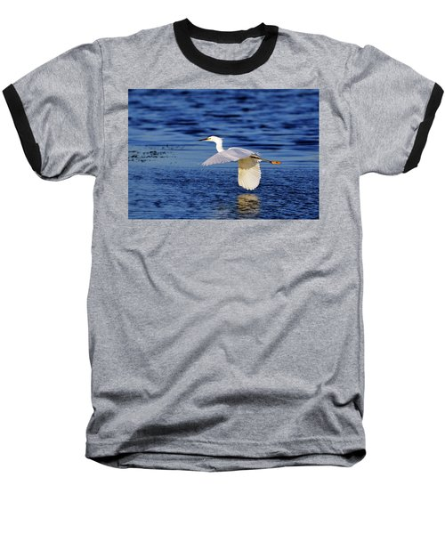 Evening Flight Baseball T-Shirt