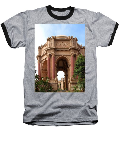 Exploratorium San Francisco Baseball T-Shirt