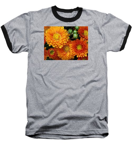 Baseball T-Shirt featuring the photograph Fall Colors by Bruce Bley