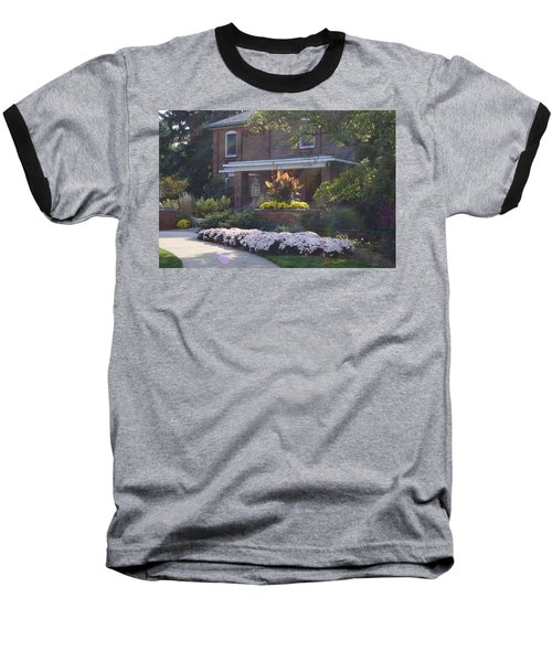 Baseball T-Shirt featuring the photograph Fall Cowles by Joseph Yarbrough