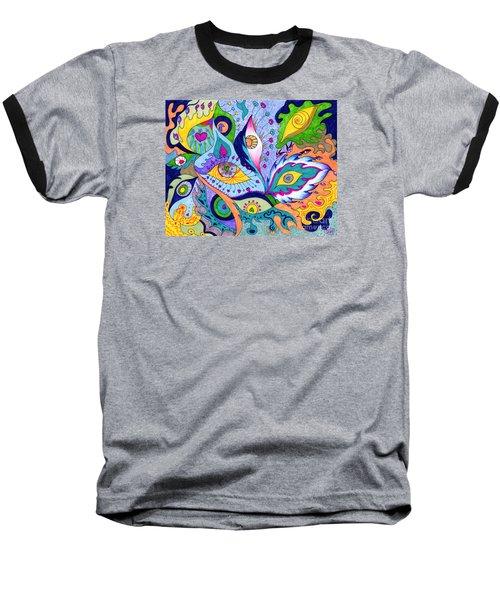 Fantas Eyes Baseball T-Shirt