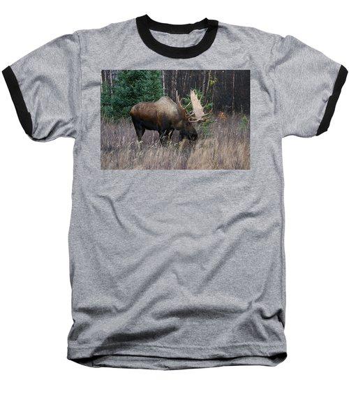 Baseball T-Shirt featuring the photograph Feeding by Doug Lloyd