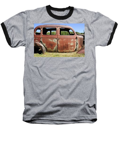 Baseball T-Shirt featuring the photograph Final Destination by Fran Riley