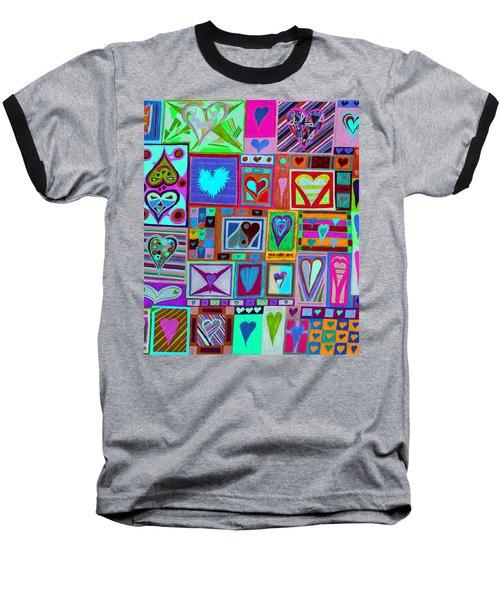 find U'r love found v1 Baseball T-Shirt