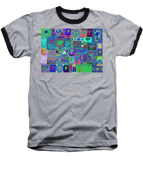 find U'r Love found    v13 Baseball T-Shirt