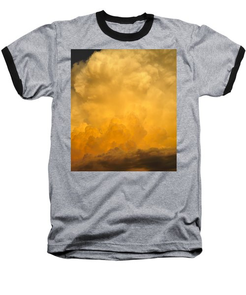 Fire In The Sky Fsp Baseball T-Shirt