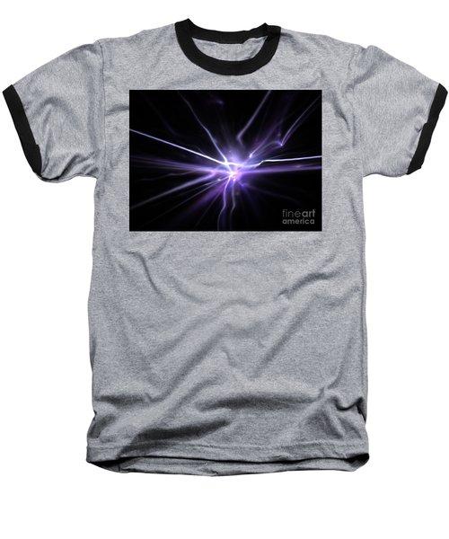 Baseball T-Shirt featuring the digital art Firefly by Kim Sy Ok