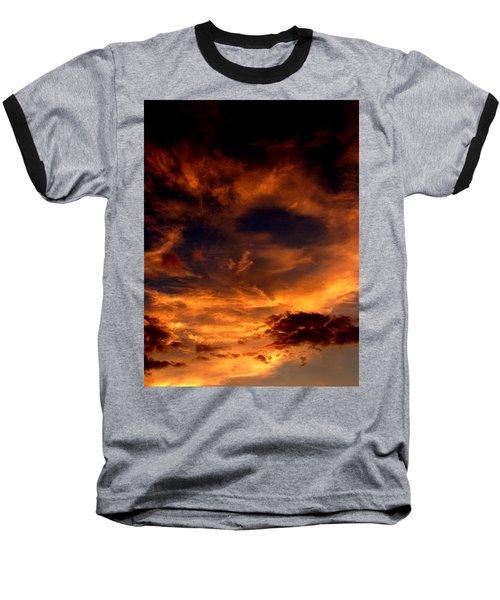 Firesky Baseball T-Shirt