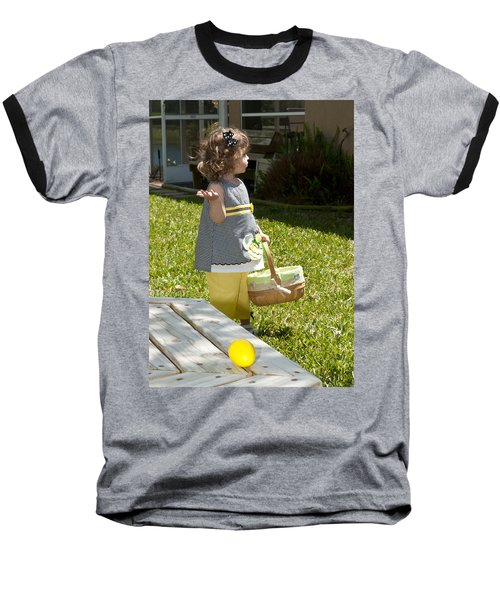 First Easter Egg Hunt Baseball T-Shirt
