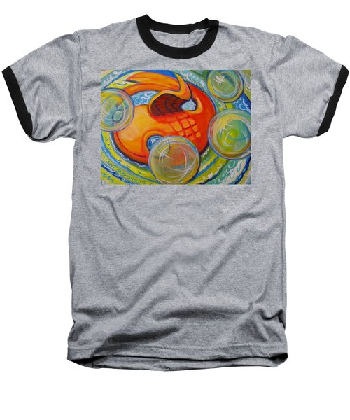 Fish Fun Baseball T-Shirt