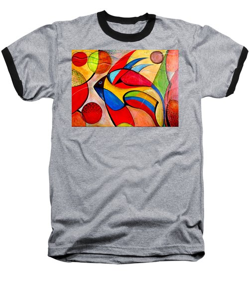 Fish IIi Baseball T-Shirt