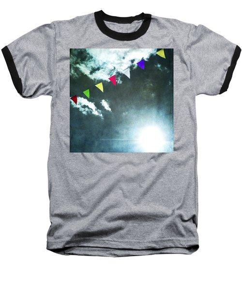 Flags Baseball T-Shirt