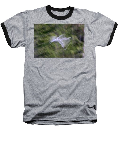 Flight Baseball T-Shirt by Cathie Douglas