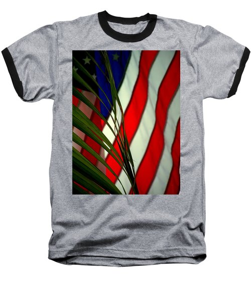 Floridamerica Baseball T-Shirt