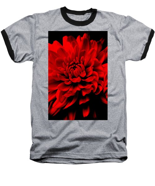 Flower 1  Baseball T-Shirt