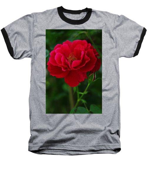 Flower Of Love Baseball T-Shirt