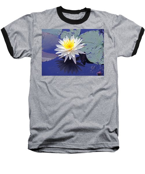 Flowering Lily-pad- St Marks Fl Baseball T-Shirt
