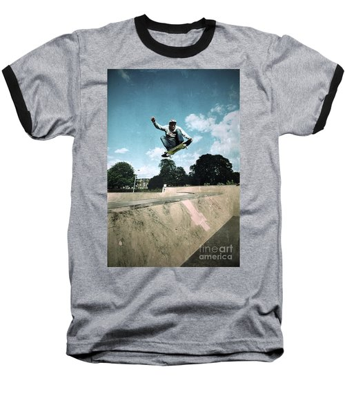 Fly High Baseball T-Shirt
