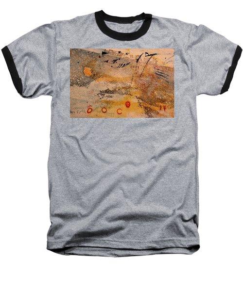 Flying Crane Baseball T-Shirt