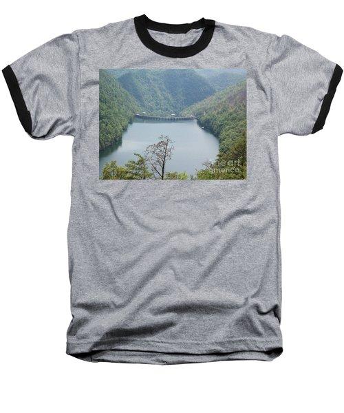 Fontana Dam Baseball T-Shirt