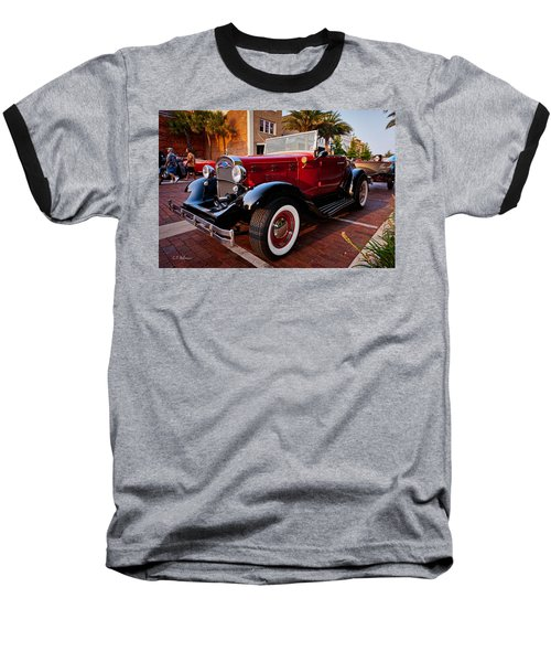 Ford Roadster Baseball T-Shirt