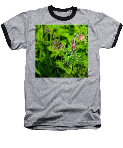 Forest Nymph Baseball T-Shirt
