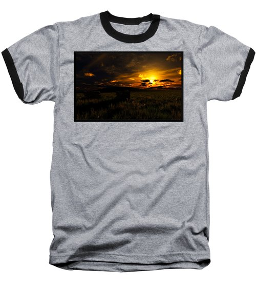 Forgotten Homestead... Baseball T-Shirt