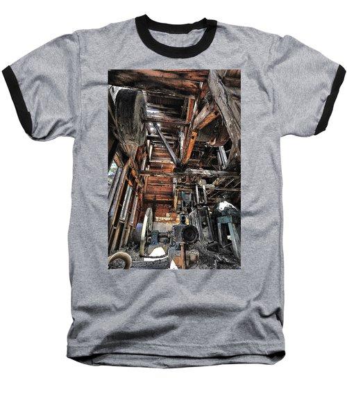 Forgotten Mill Baseball T-Shirt