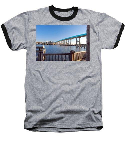 Fort Myers Bridge Baseball T-Shirt