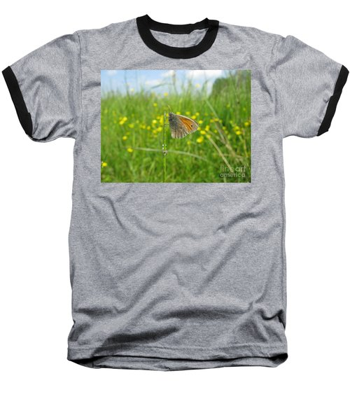 Baseball T-Shirt featuring the photograph Fragile Beauty #02 by Ausra Huntington nee Paulauskaite