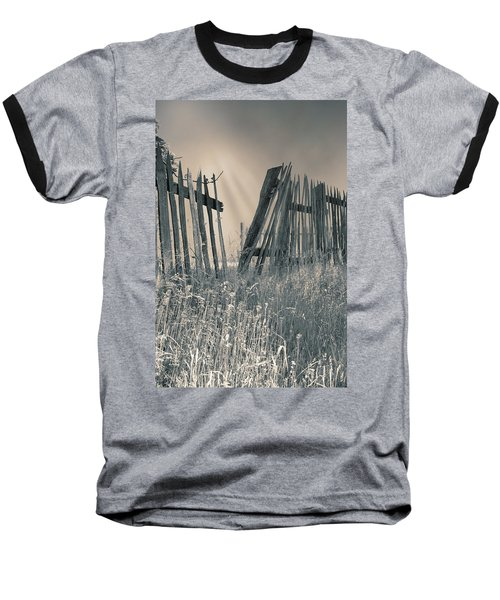 Baseball T-Shirt featuring the photograph Freedom by Mary Almond
