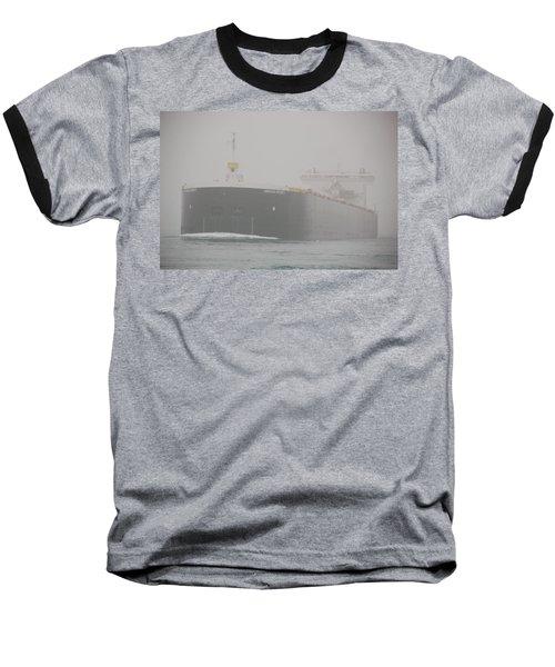 Frieghter Close Up Baseball T-Shirt