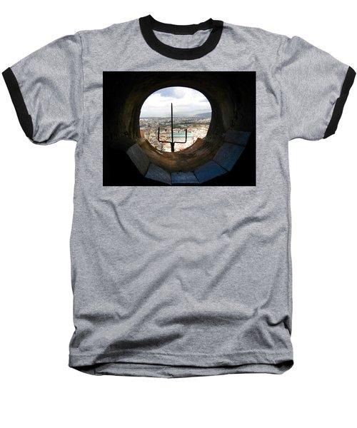 Inside The Duomo Dome Baseball T-Shirt