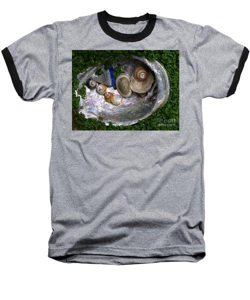 From The Beach Baseball T-Shirt