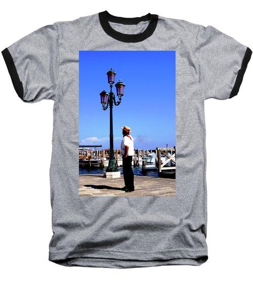 Gandola Captain Baseball T-Shirt