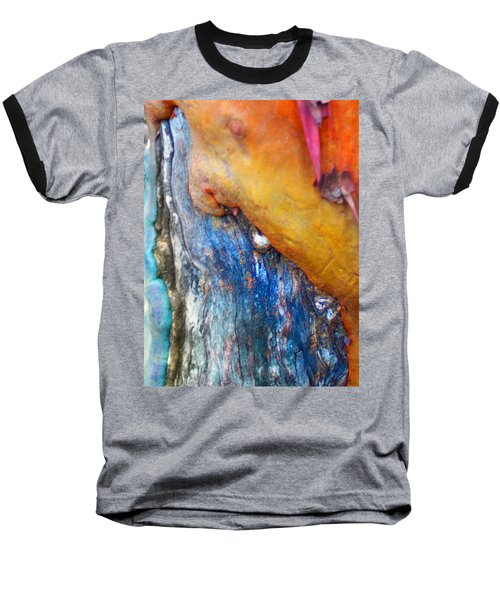 Baseball T-Shirt featuring the digital art Ganesh by Richard Laeton