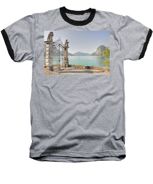 Gate On The Lake Front Baseball T-Shirt