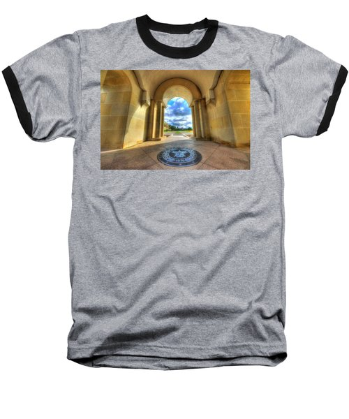 Gateway To A New Life Baseball T-Shirt