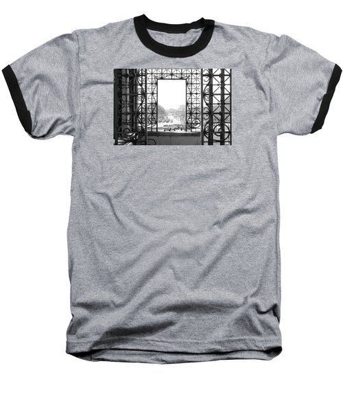 Baseball T-Shirt featuring the photograph Gateway To The Future by Milena Ilieva