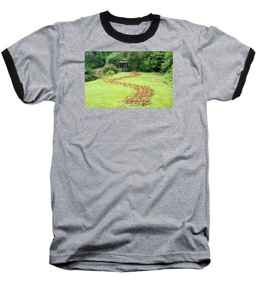 Gazebo Baseball T-Shirt