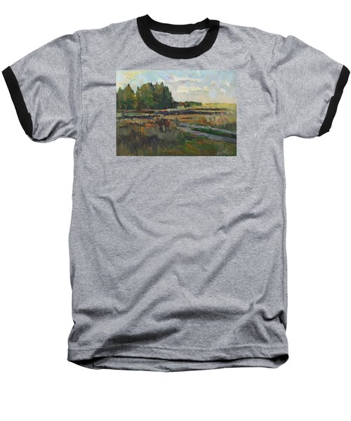 Gentle Autumn Baseball T-Shirt