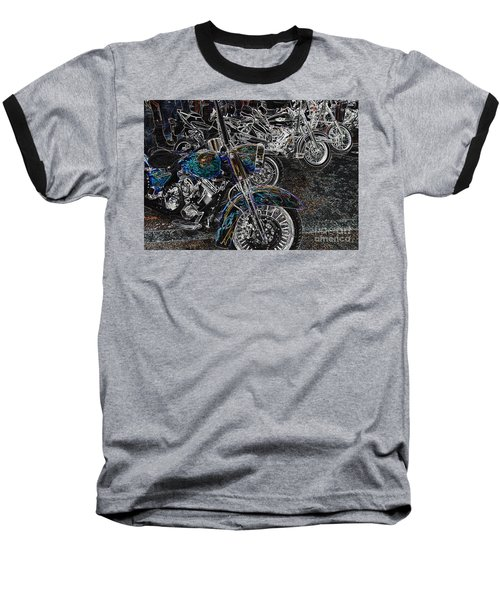Ghost Rider Baseball T-Shirt
